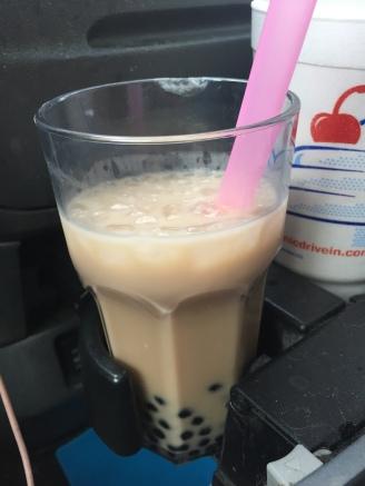 Milk Tea with Boba